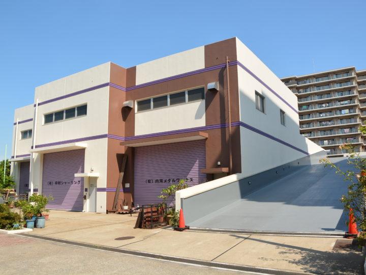 東京都江東区 ネクストビル 外壁塗装工事