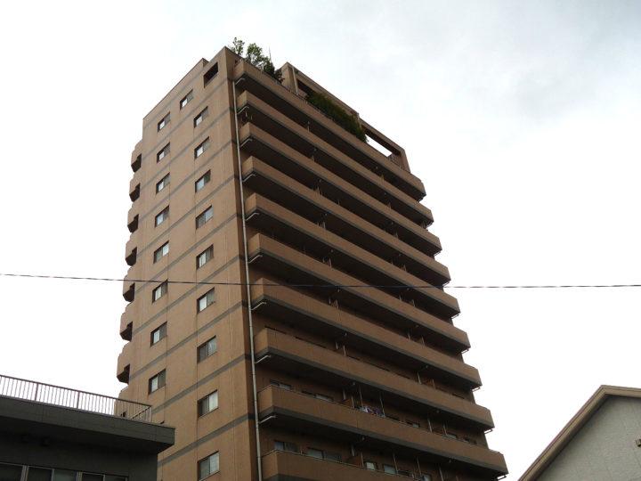 埼玉県川口市 Eマンション外壁塗装工事