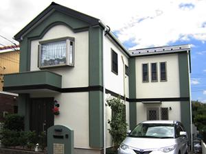 東京都国分寺市 S様邸 外壁塗装工事