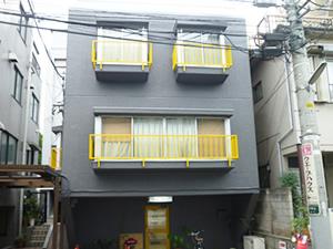 東京都港区 H様邸 外壁塗装工事