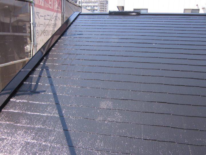 ●塗装工事:屋根