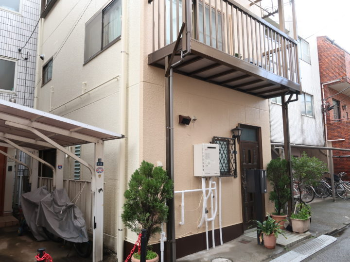 東京都墨田区 K様宅 外壁塗装・屋上防水工事
