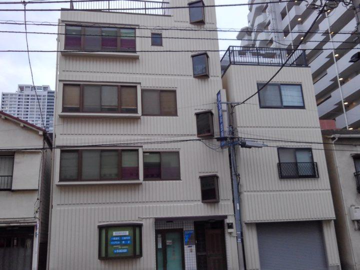 東京都墨田区 M様ビル 大規模修繕工事