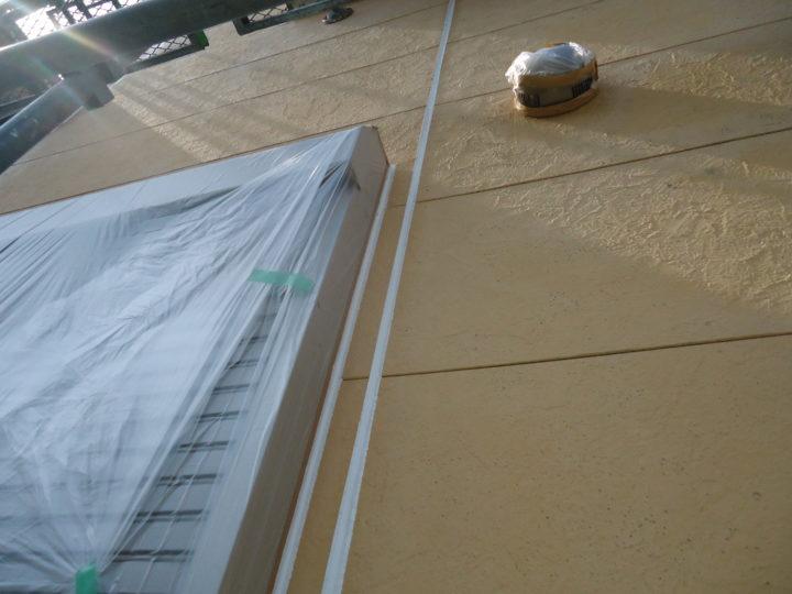 ●シーリング工事:目地シーリング