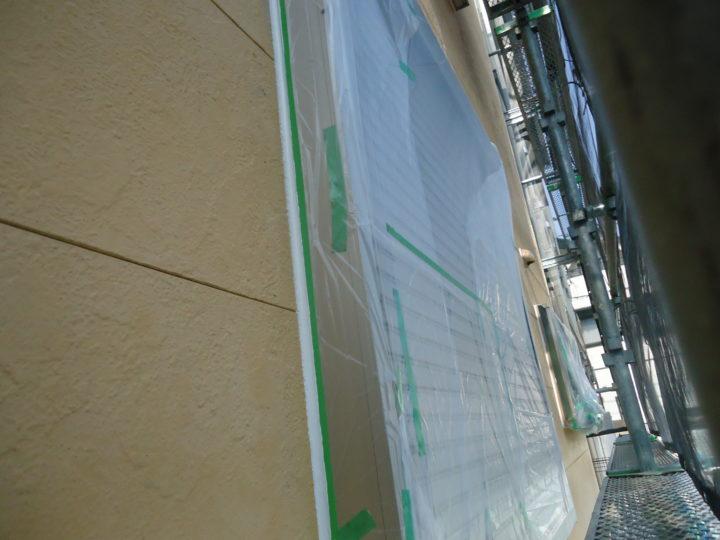 ●シーリング工事:窓サッシ廻りのシーリング