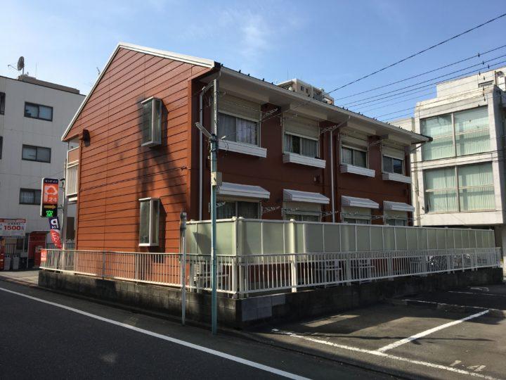 東京都府中市 L府中 外壁・屋根塗装修繕工事