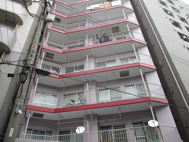 東京都北区 N様邸 外壁塗装工事