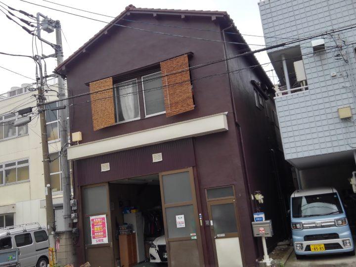 東京都江東区 E様邸 外壁・屋根塗装工事