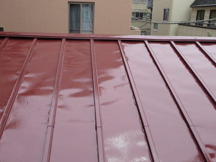 東京都墨田区 T様邸 屋根塗装工事