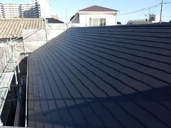 東京都江戸川区 Rアパート 屋根・外壁塗装工事