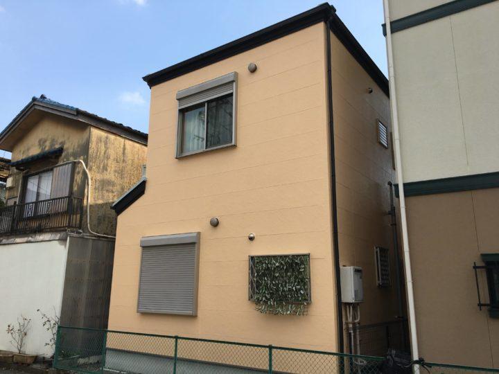 東京都墨田区 U様邸 外壁・屋根塗装修繕工事