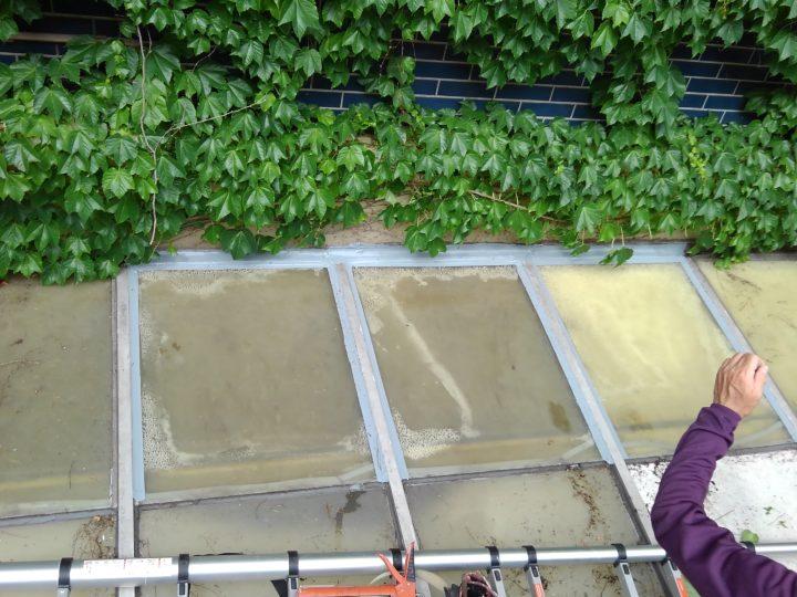 東京都渋谷区 屋根雨漏り補修工事