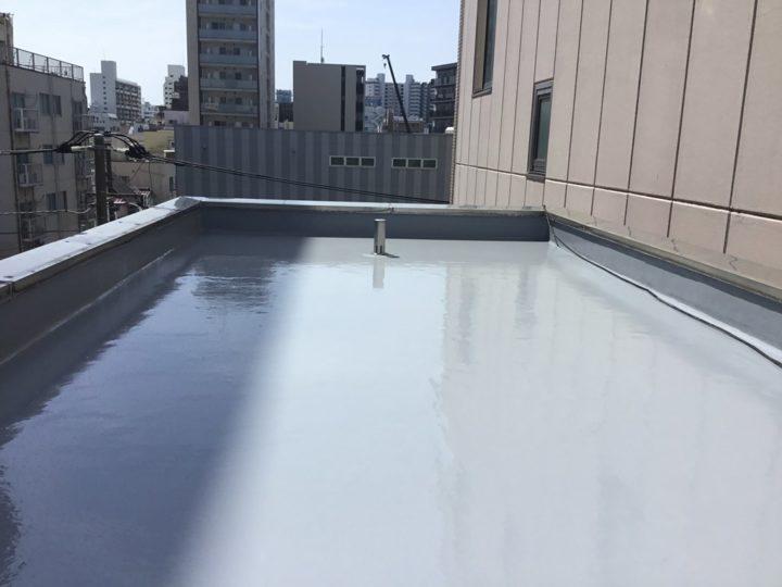 東京都墨田区 Hビル 屋上防水工事