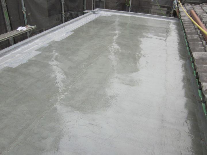 ●防水工事:屋上②