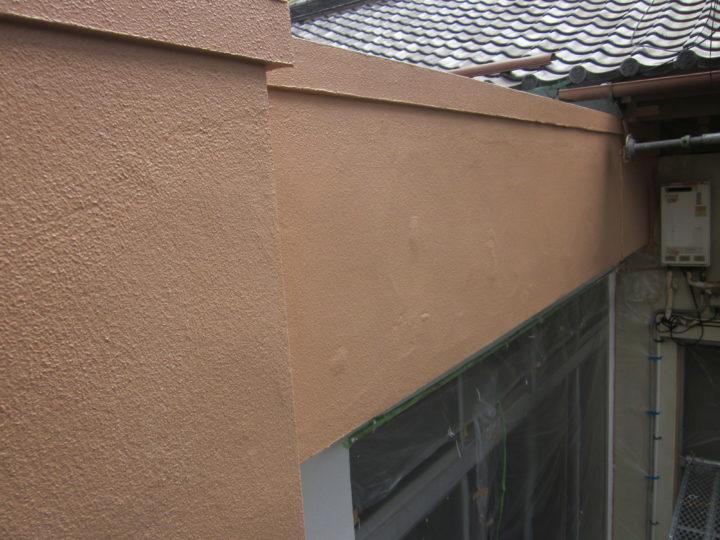 ●塗装工事:外壁②