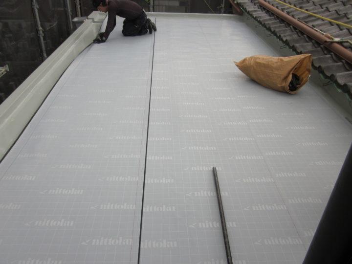 ●防水工事:屋上⑤
