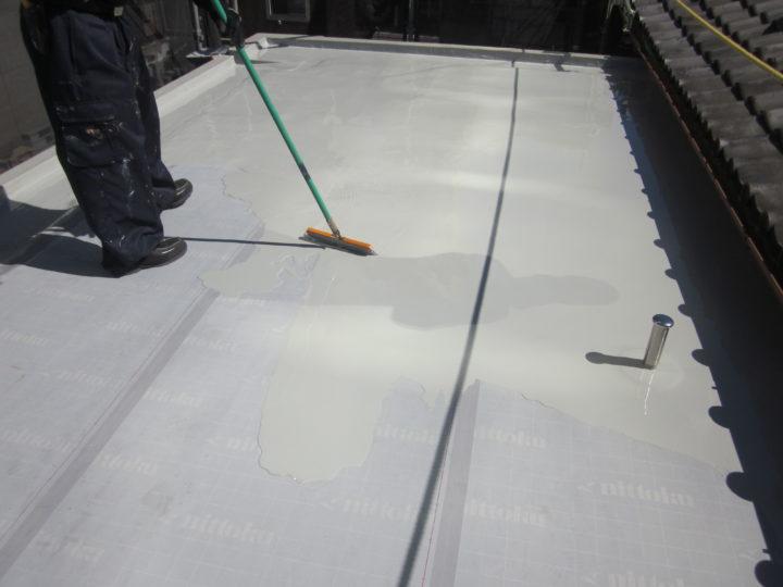 ●防水工事:屋上⑦