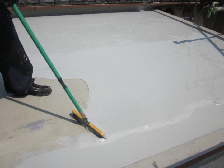 ●防水工事:屋上⑧