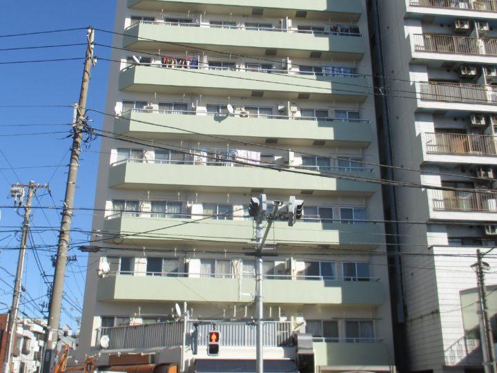 東京都江東区 Sマンション 大規模修繕工事