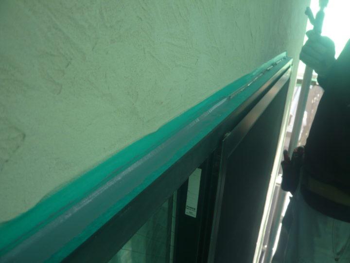 ●シーリング工事:窓サッシ