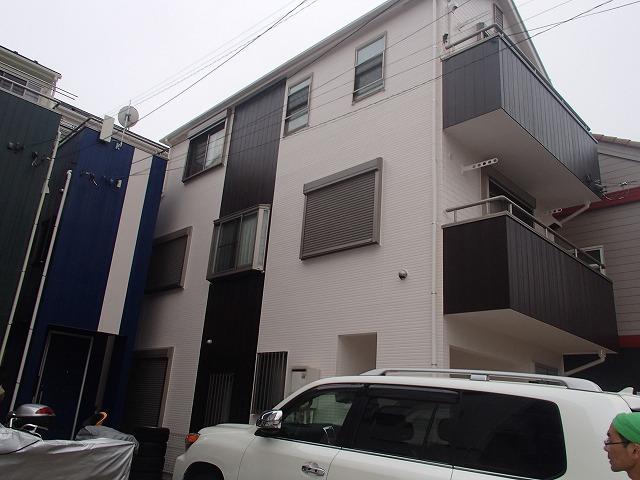 神奈川県川崎市 S様邸 外壁塗装・屋根塗装工事