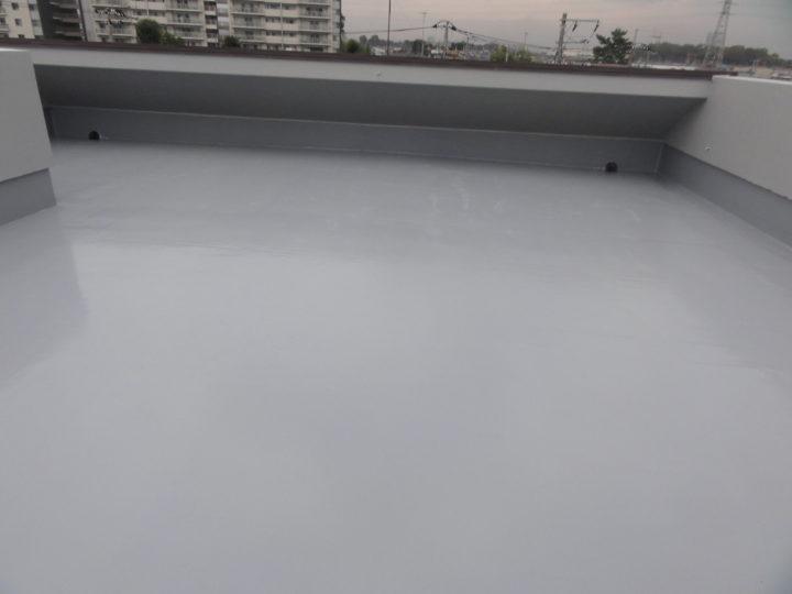 東京都練馬区 M様邸 屋上防水工事