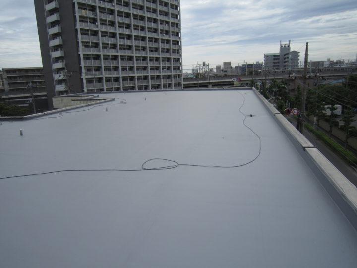 東京都足立区 SBマンション防水工事