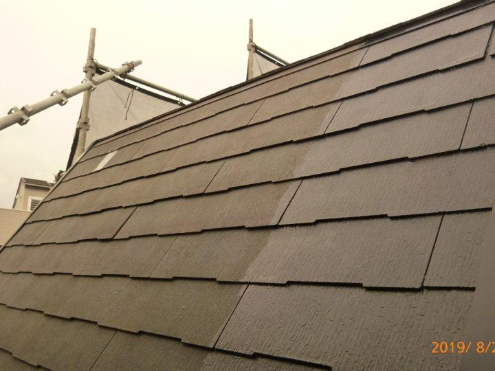 塗装工事・屋根①