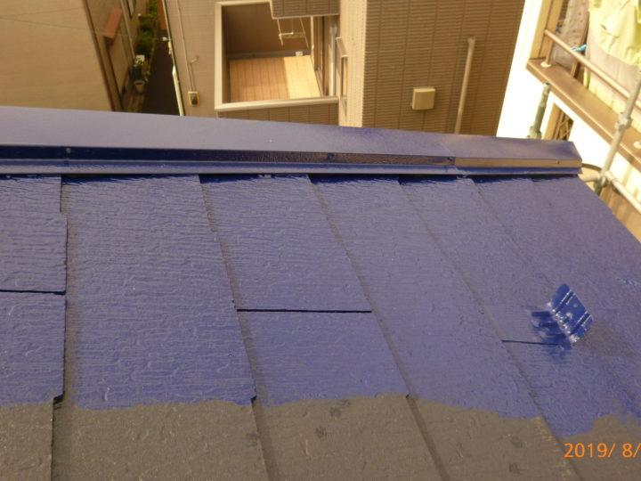 塗装工事・屋根②