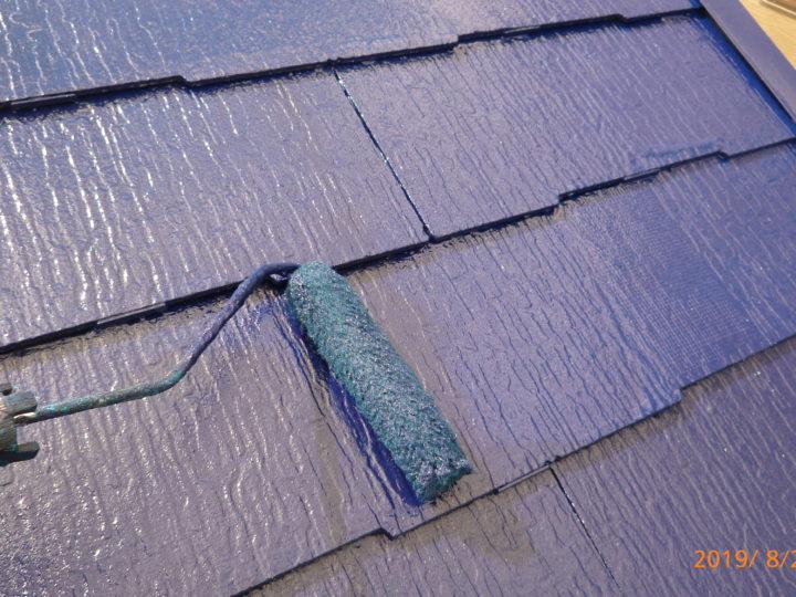 塗装工事・屋根③