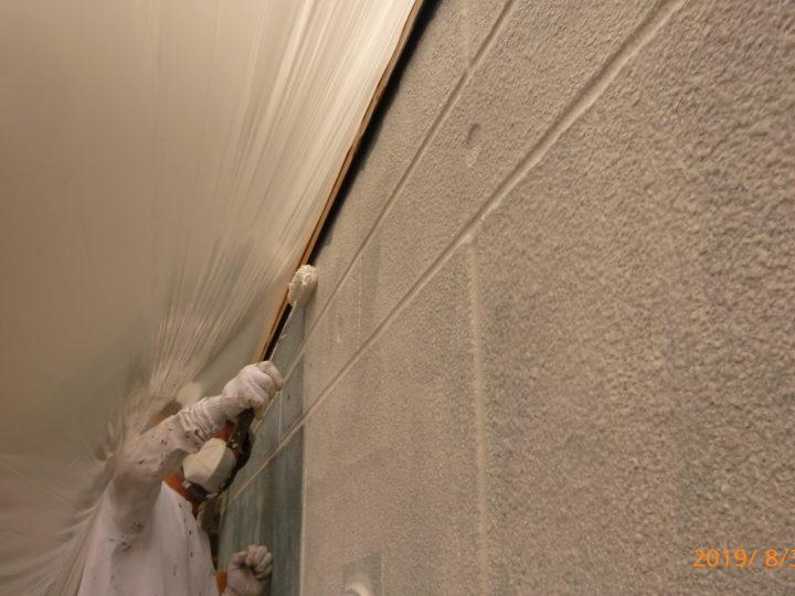 塗装工事・外壁①