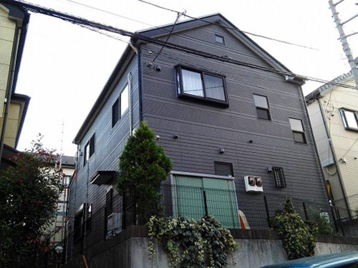 千葉県市川市 K様邸 外壁・屋根塗装修繕工事