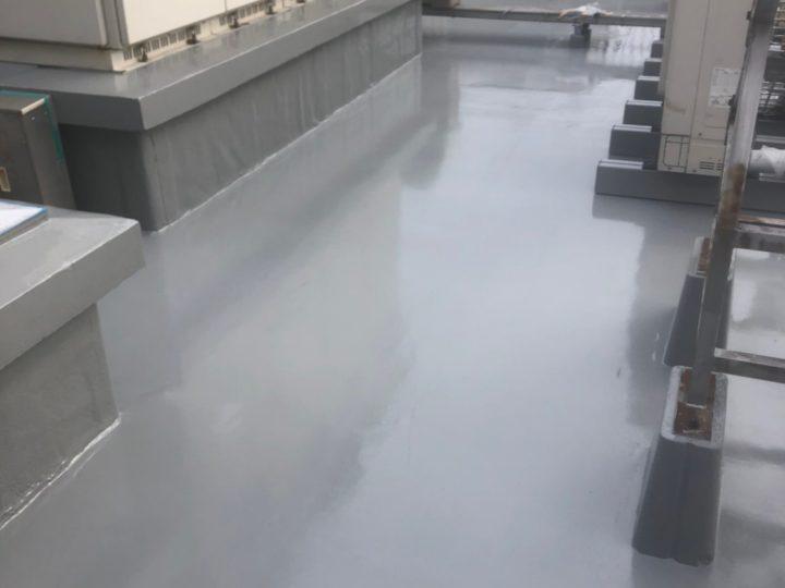 千葉県市川市  Nビル 屋上防水工事
