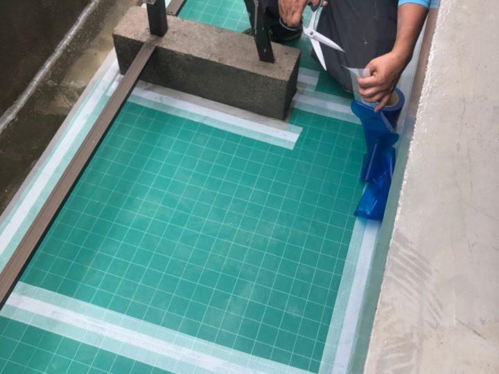 通気絶縁工法
