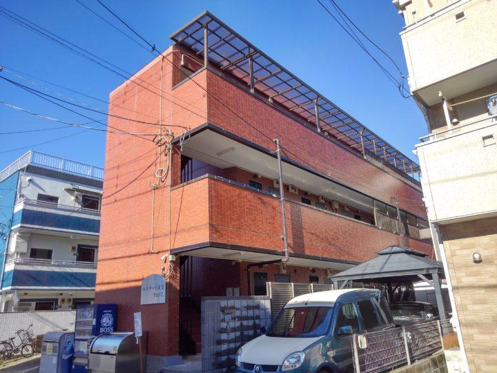千葉県市川市 E・Mビル 大規模修繕工事