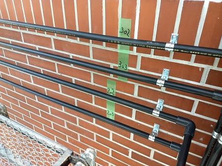 給水管 新規給水管設置