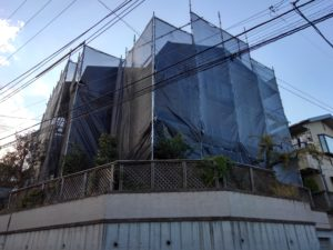 外壁塗装 江東区