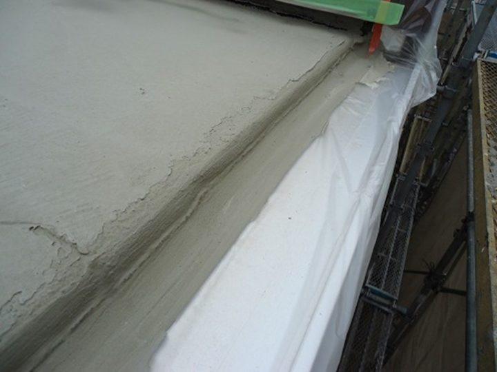屋上防水 下地補修