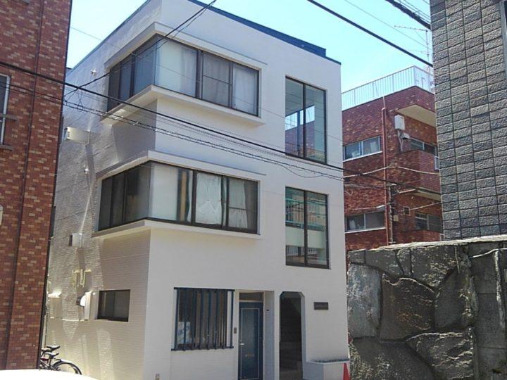 東京都杉並区大宮 Gハイツ 外壁塗装工事