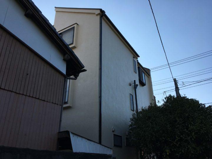 東京都墨田区 F様邸 外壁塗装工事