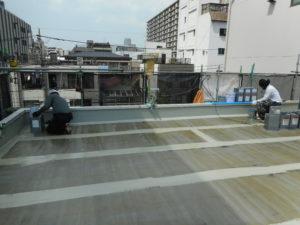 屋上防水 外壁塗装 墨田区・江東区 ベストリニューアル