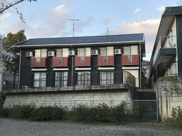 東京都板橋区 外壁・屋根塗装工事