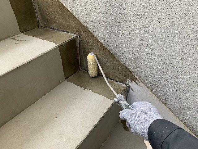 階段線防水