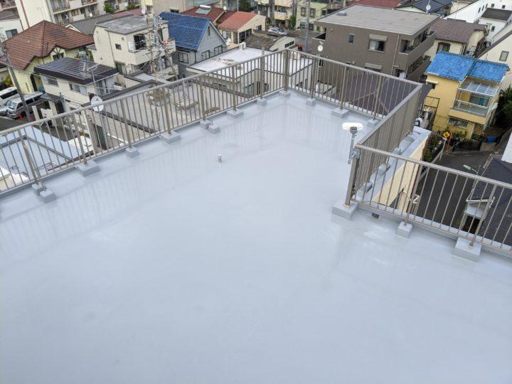 東京都品川区 Oビル 屋上防水工事
