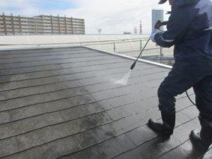 高圧洗浄 ベストリニューアル 外壁塗装・屋根塗装 墨田区・江東区・台東区