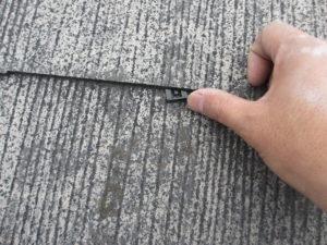 タスペーサー挿入 ベストリニューアル 外壁塗装・屋根塗装 墨田区・江東区・台東区