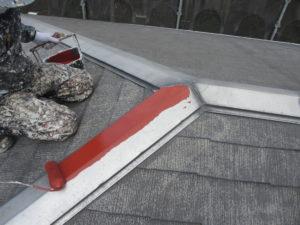 鉄部塗装 ベストリニューアル 外壁塗装・屋根塗装 墨田区・江東区・台東区