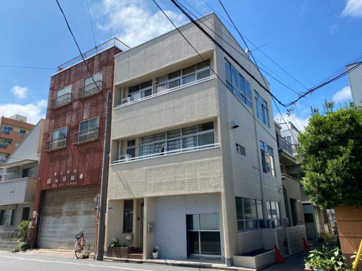 東京都墨田区 K様邸 外壁塗装・屋上防水修繕工事