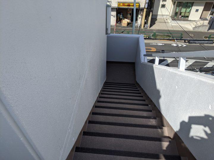 東京都中野区 CS 外壁塗装工事
