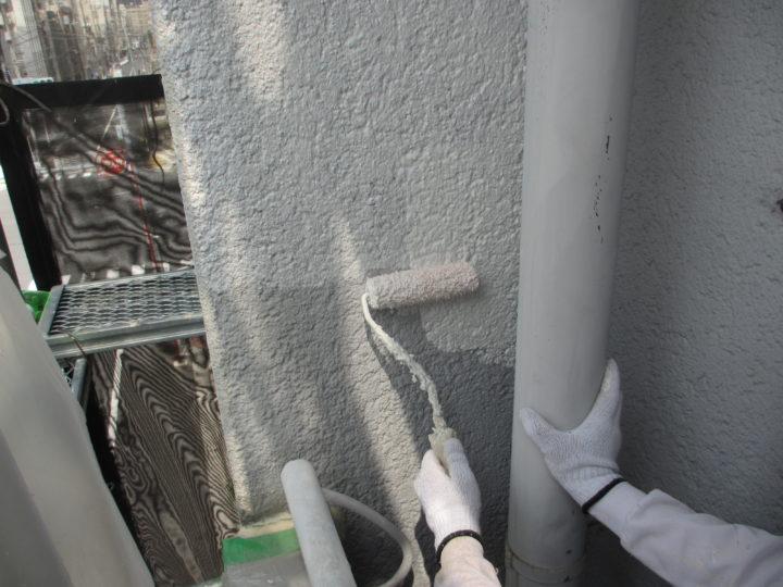 外壁塗装工事①